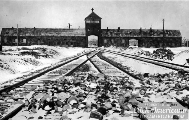 Early firsthand reports of Nazi concentration camps (1945)