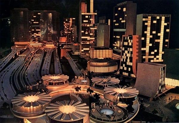 The experimental city (1967)