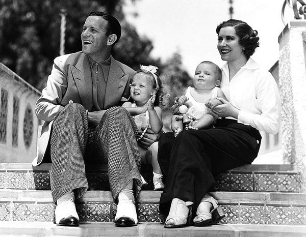 George Burns: Life with Gracie Allen (1936) - Click Americana