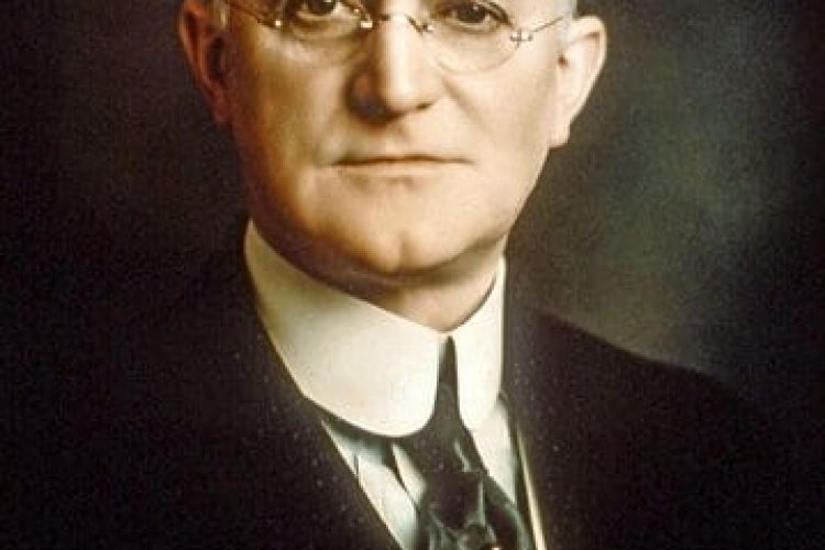 The death of George Eastman (1932) - Click Americana