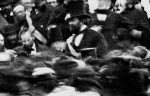 The Gettysburg Address: How it happened (1863)