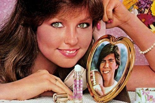 girl maybelline-kissing-potion-1981