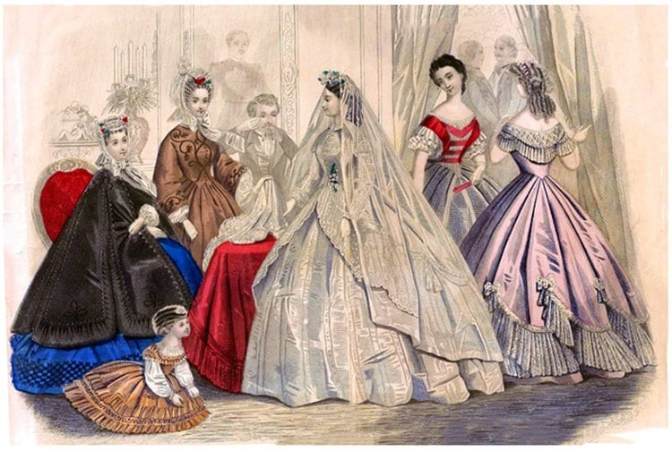 The etiquette of marriage: The ceremony & after (1850)