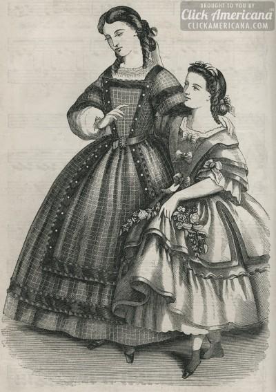 godeys-1862-women-dresses