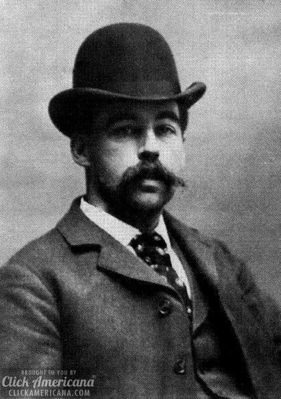 H H Holmes Hanged For His Many Crimes 1896