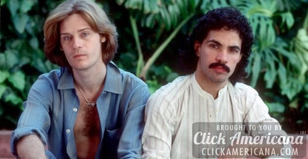 Hall and Oates break through (1976)