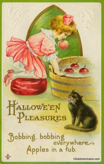 Are you ready for Halloween? (1910)