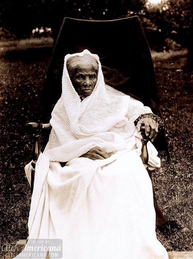 harriet tubman - auburn ny -1911
