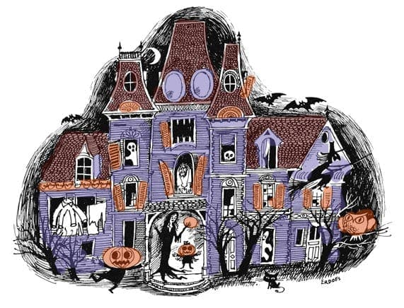 A real haunted house? (1913)