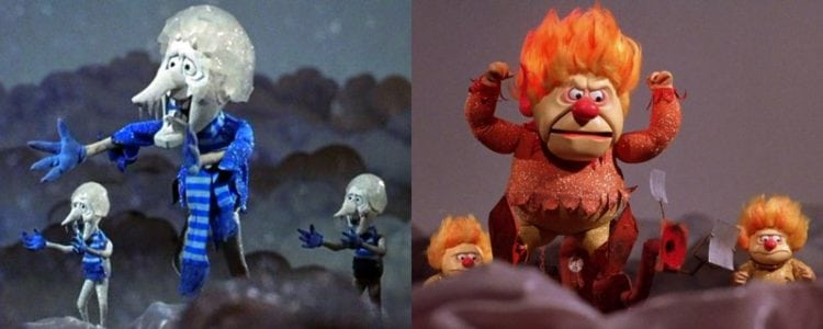Heat Miser & Snow Miser: The Year Without a Santa Claus (1974)