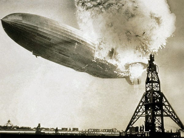 Image result for the hindenburg disaster