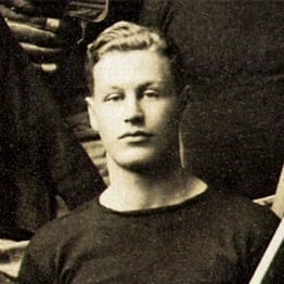 Hobey Baker making good again (1918)
