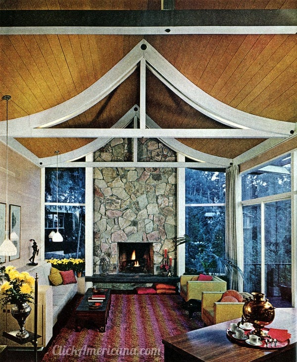 A new home design for a family (1965)