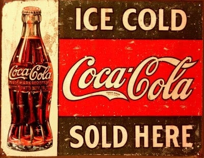 Cocaine-laced Coca Cola introduced (1886)