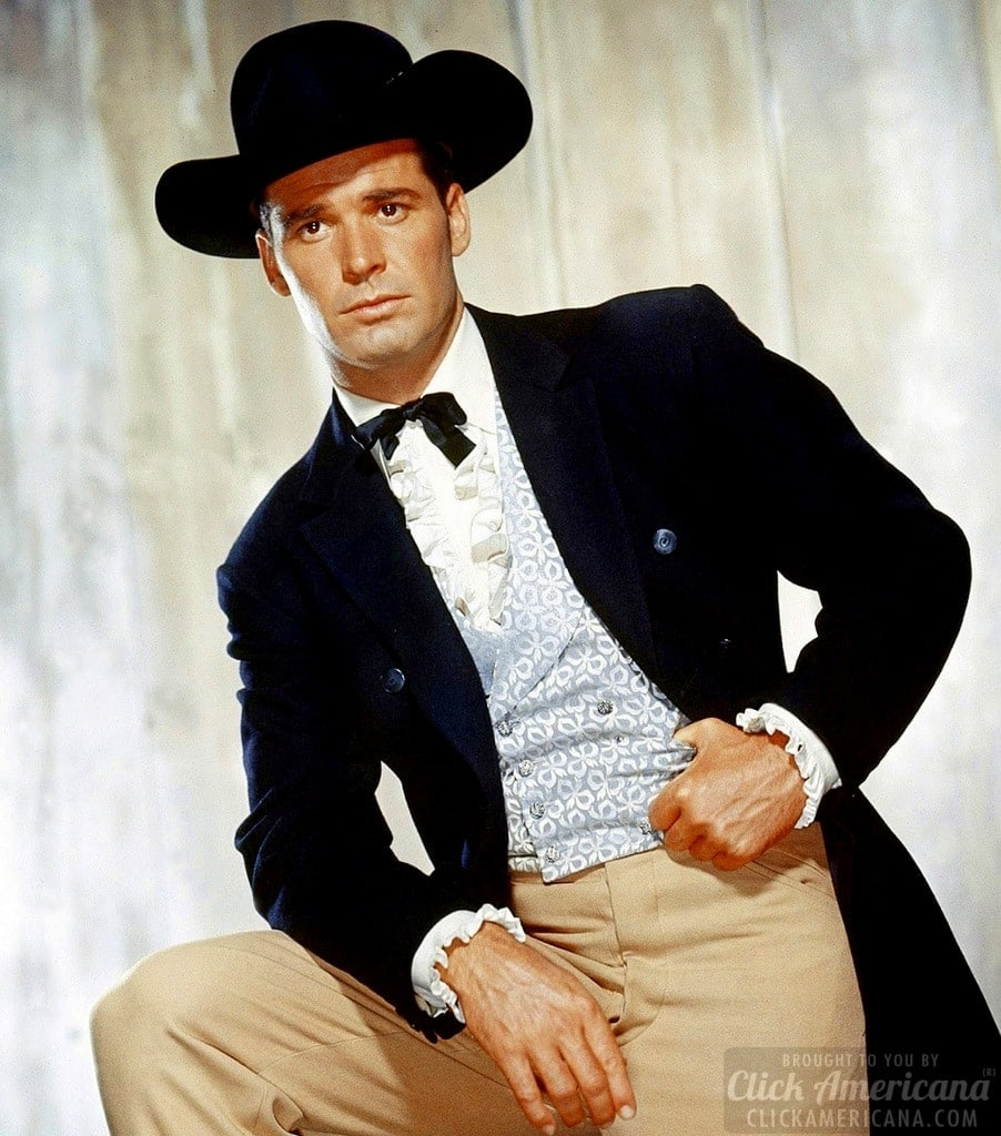 James Garner: I call on Bret Maverick (1958)