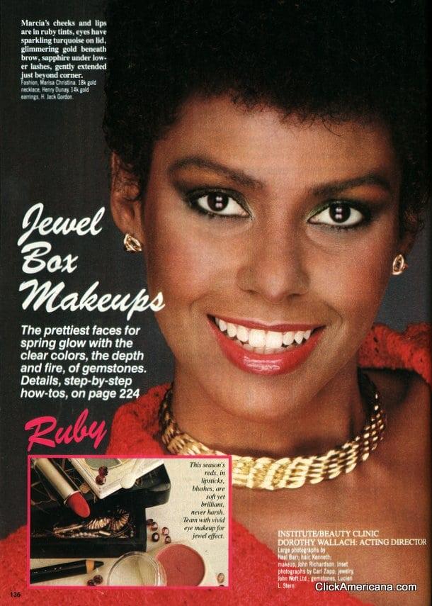 Jewel box makeups (1982)