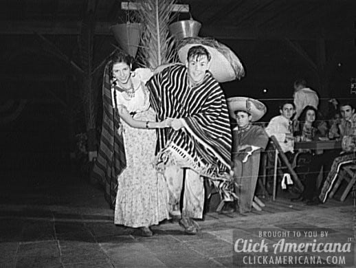 Jitterbugging, Texas-style (1942)