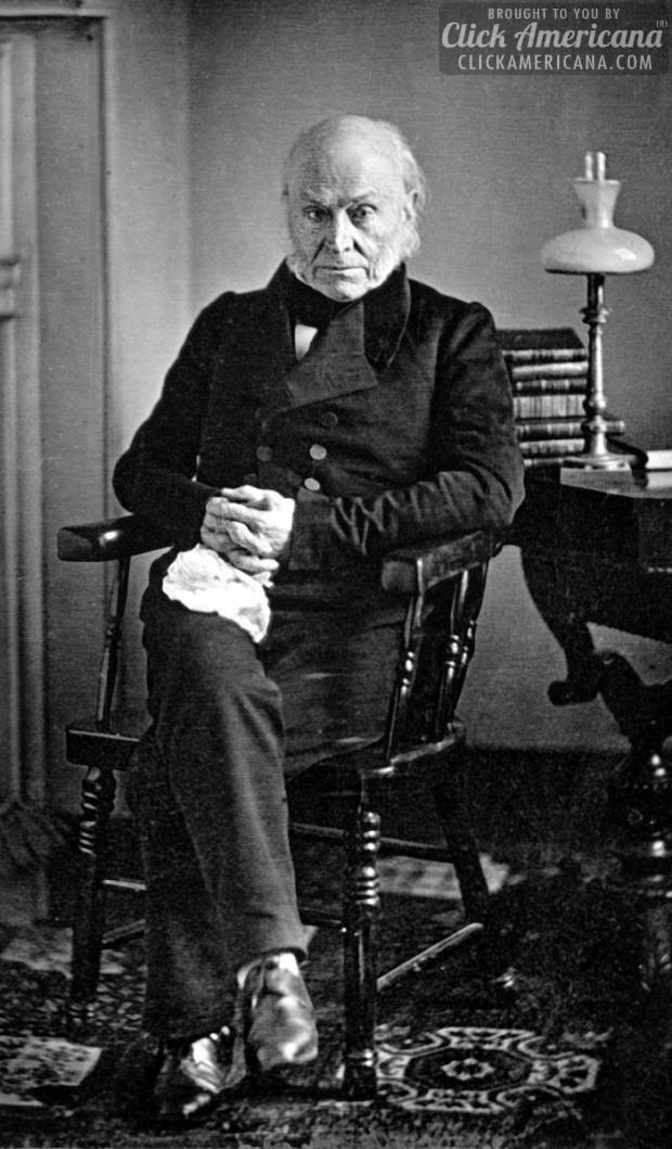 john quincy adams-1843