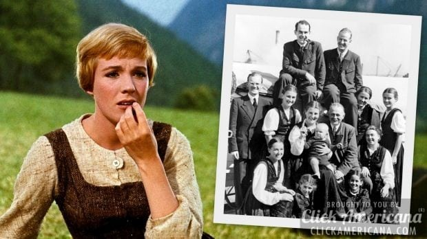 "20 ways ""The Sound of Music"" got it wrong"