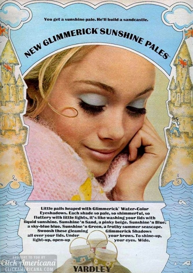 New Glimmerick Sunshine Pales eyeshadow (1969)