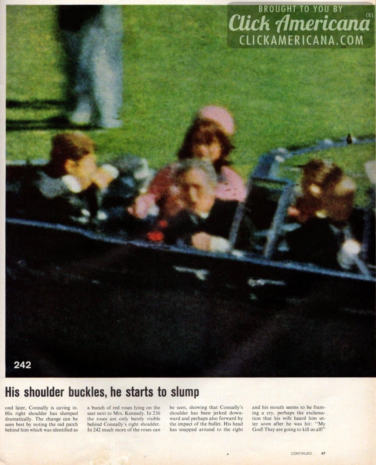President Kennedy's assassination: Zapruder footage (1966)
