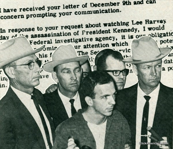 The FBI update on JFK's death (1977)