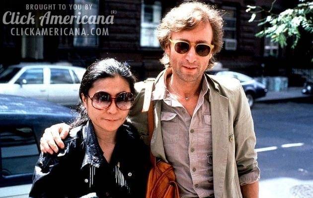 The shocking murder of Beatle John Lennon (1980)