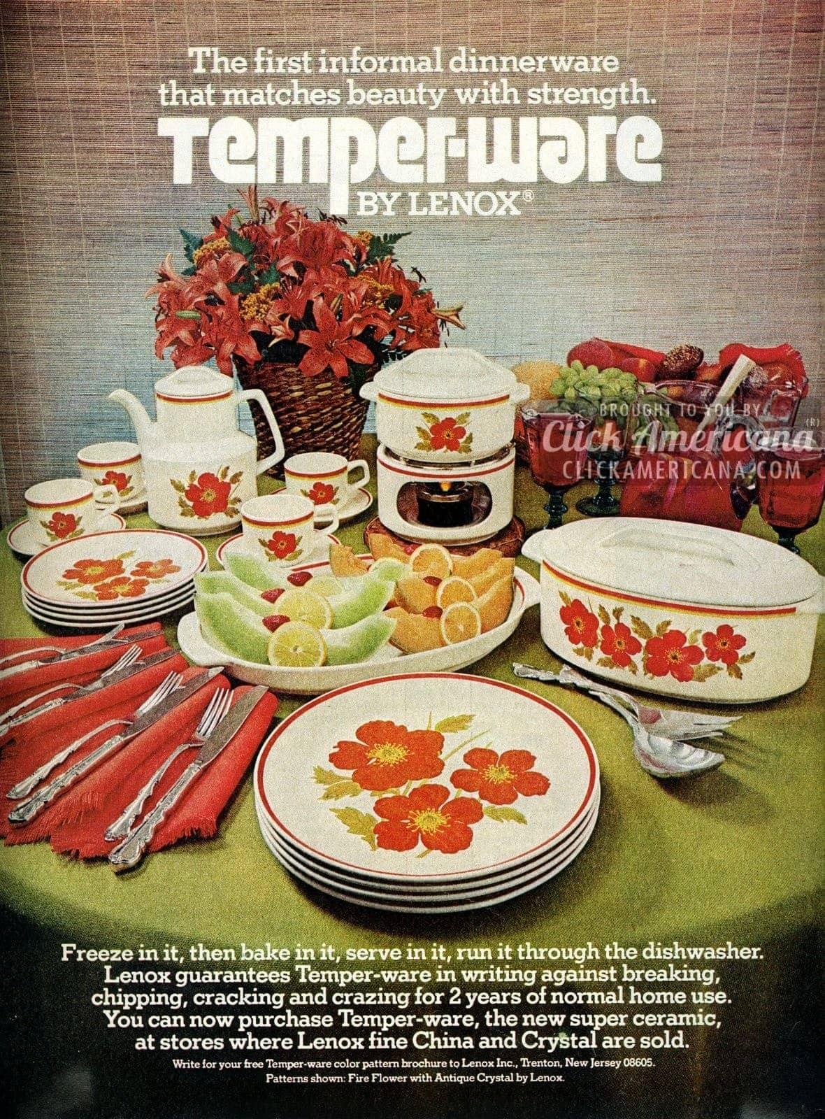 lenox-temperware-dishes-vintage-aug-1976
