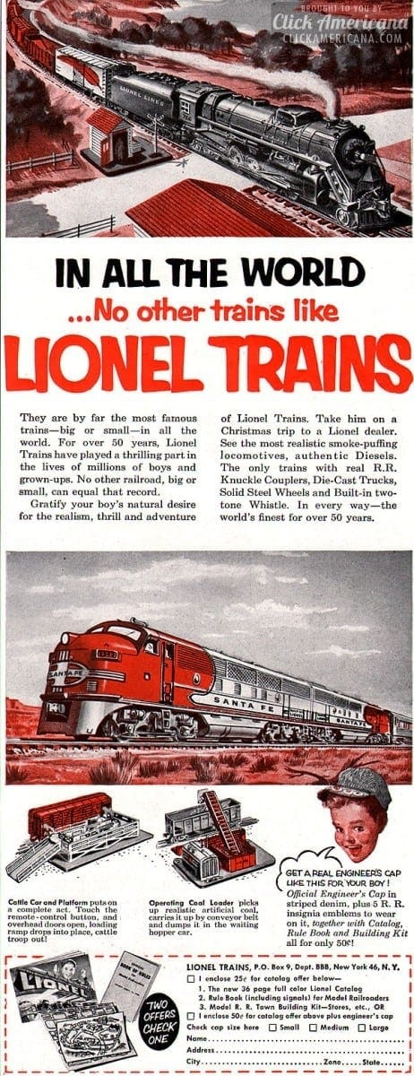 lionel-trains-no-other-trains-toys-vintage-1952