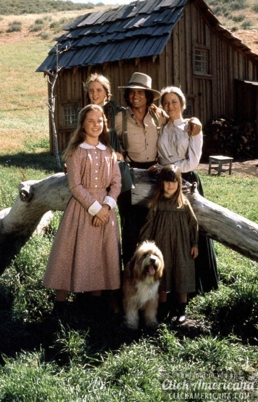 Cast of Little House on the Prairie -