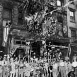 little italy vj day 1945