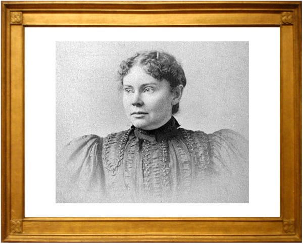 Lizzie Borden & the infamous axe murders (1892)