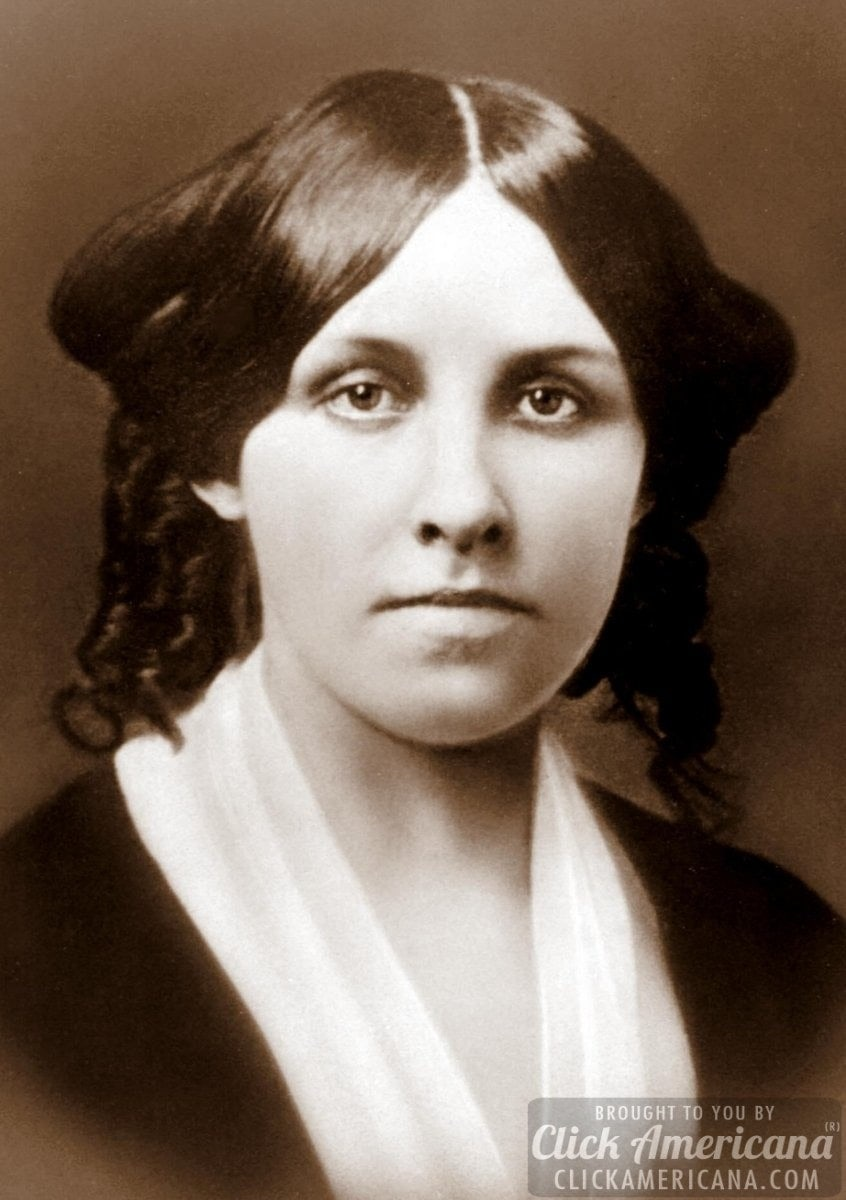 "Louisa May Alcott: The woman who wrote ""Little Women"" (1922)"