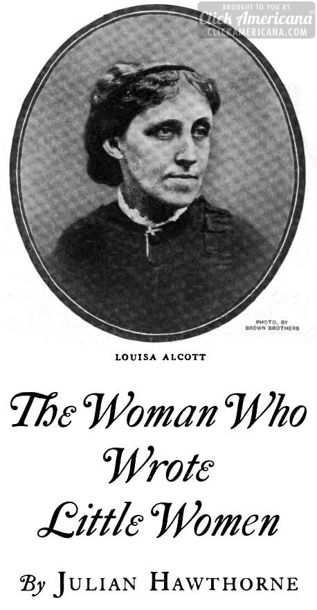 louisa-may-alcott-story