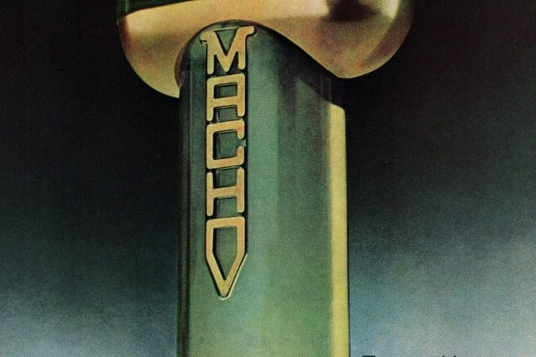 Macho: The powerful scent for men (1977)