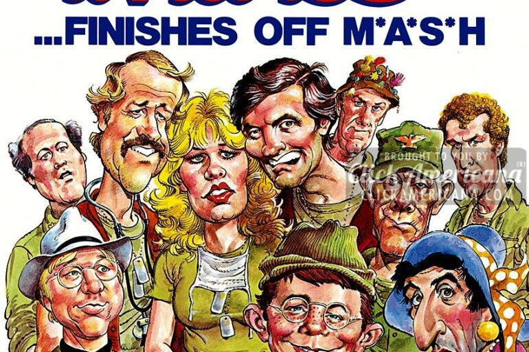 MAD October 1982: M*A*S*H
