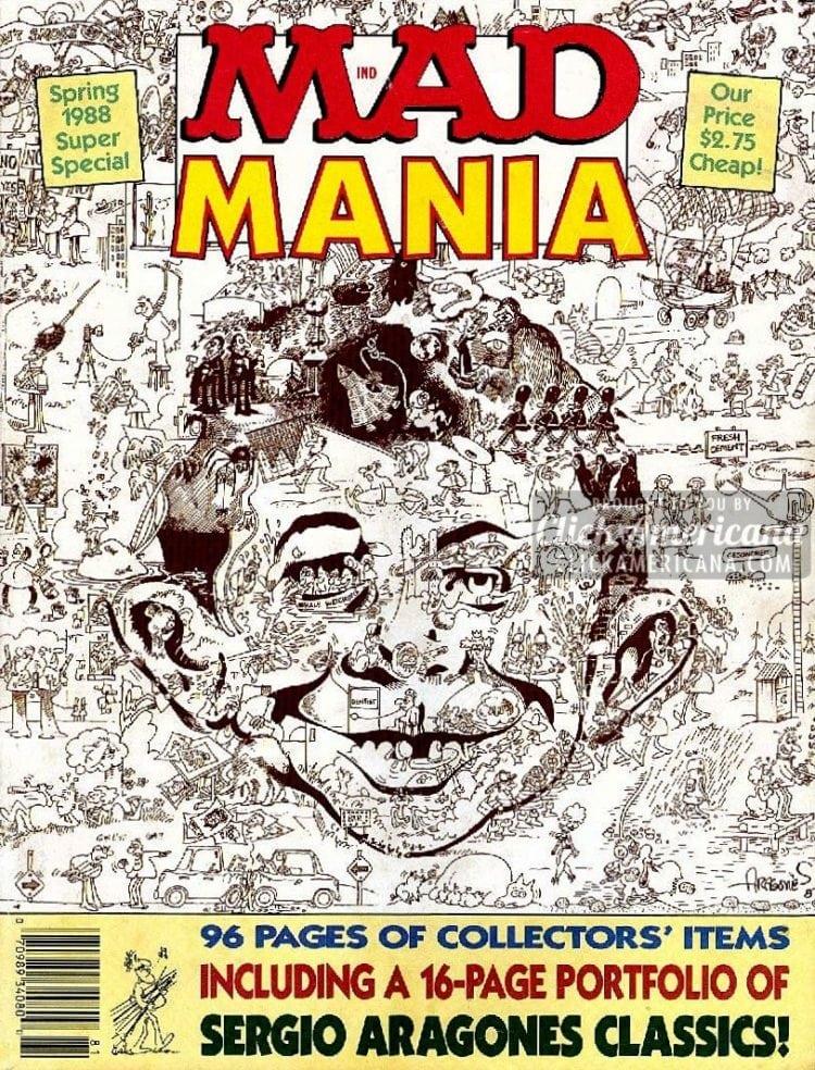 MAD Spring 1988: Mad Mania