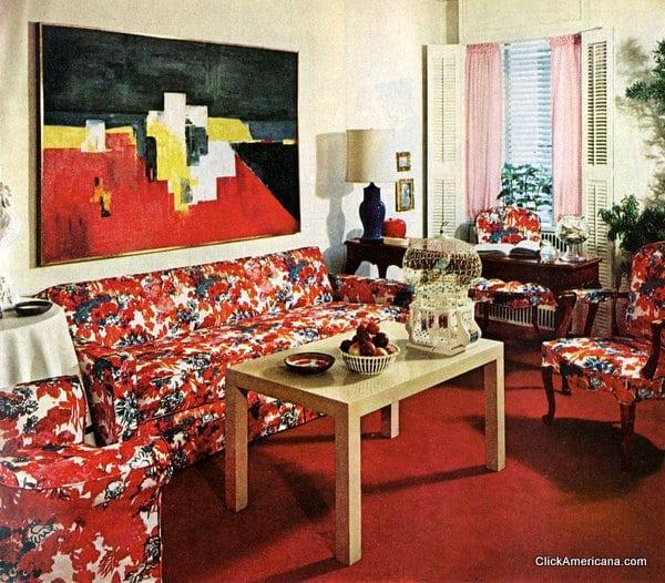 Home Decoators: A Bit Of Living Room Magic In 3 Acts (1965)