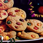 make some mms party cookies with this easy recipe (1964)