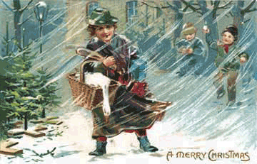 Tips for the Christmas goose (1914)