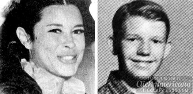 Rosemary LaBianca and Steven Parent - Charles Manson murders