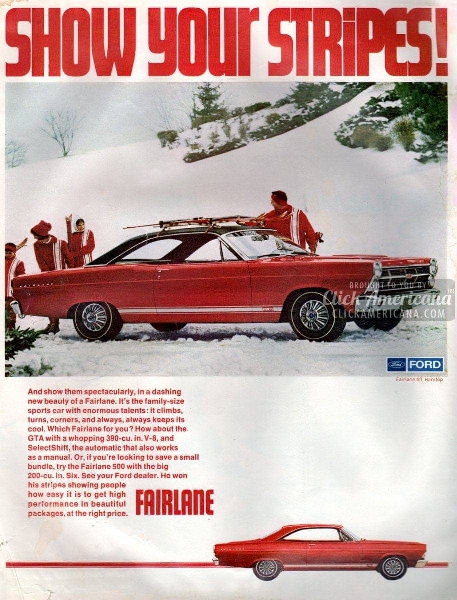 Ford Fairlane GT Hardtop (1967)