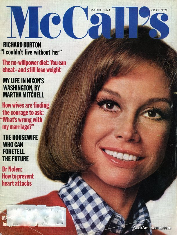 Is Mary Tyler Moore too good to be true? (1974)