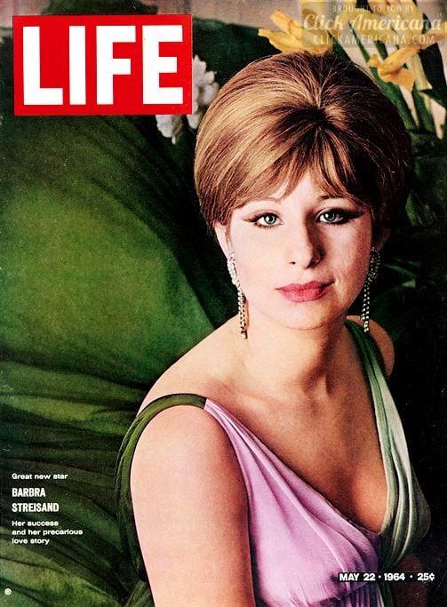 Barbra Streisand's rising star (1964)