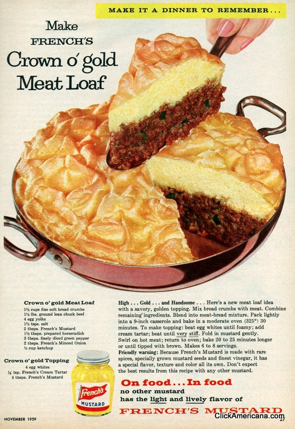 Crown o'gold Meat Loaf