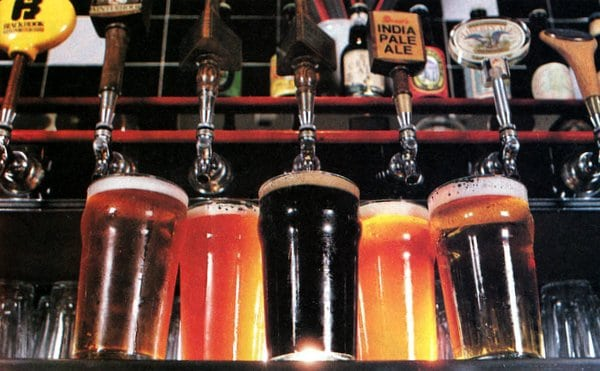 Microbreweries roll out the barrel (1987)