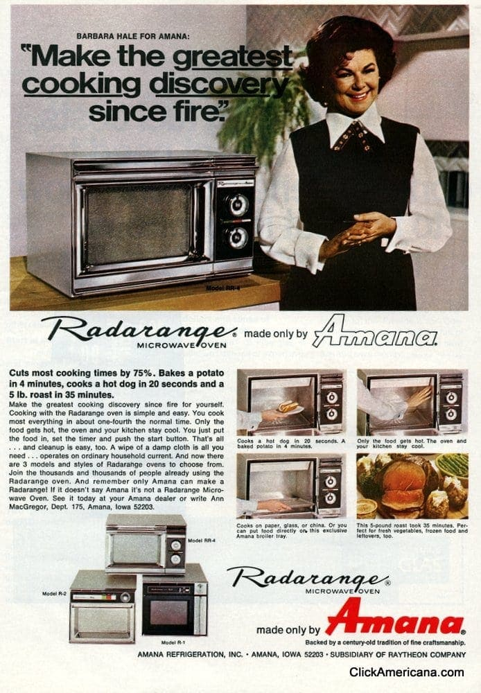 Science Of Microwave Ovens
