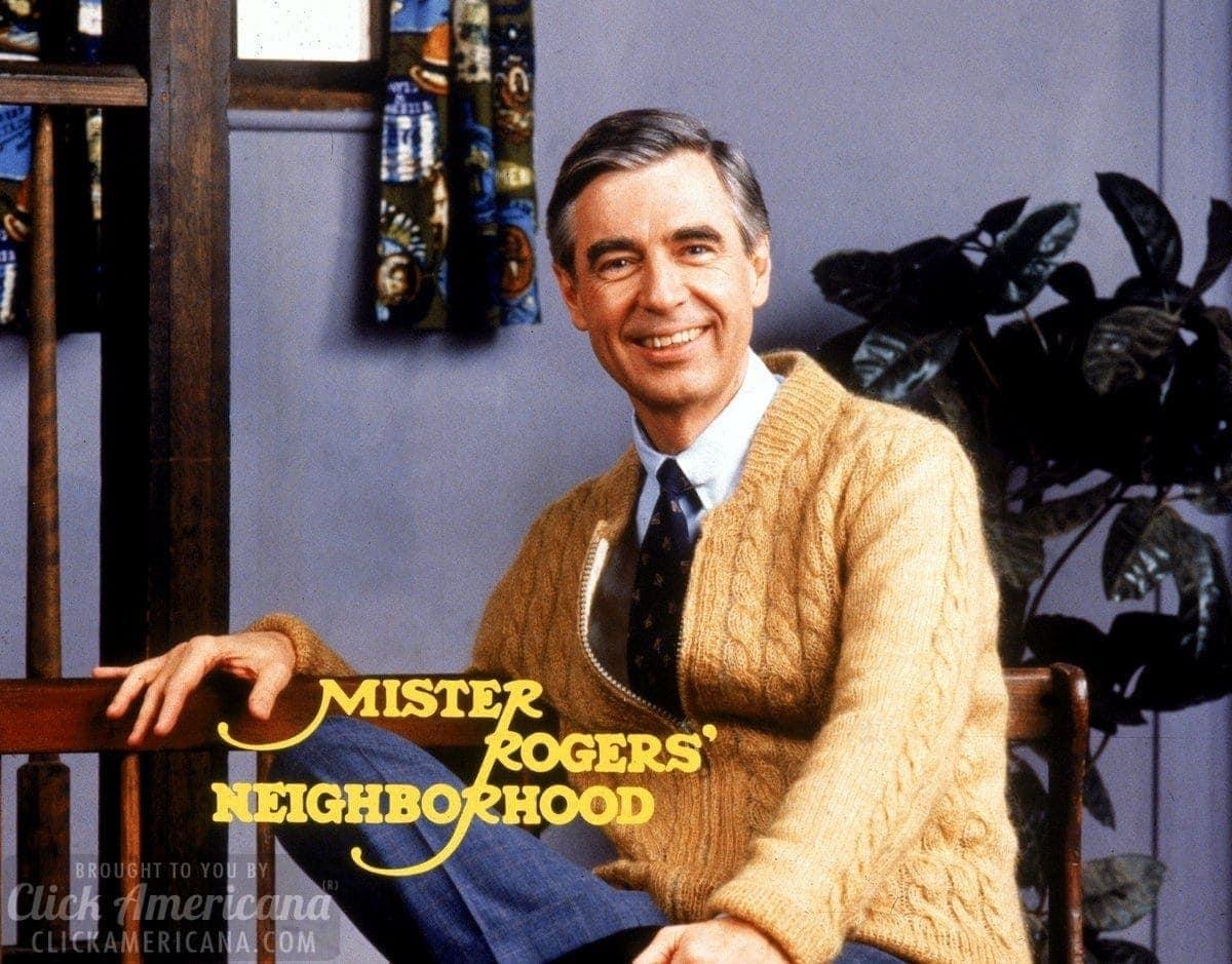 Mister Rogers' Neighborhood video & lyrics (1966-2001)