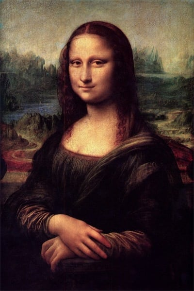 Mona Lisa stolen in Paris (1911)