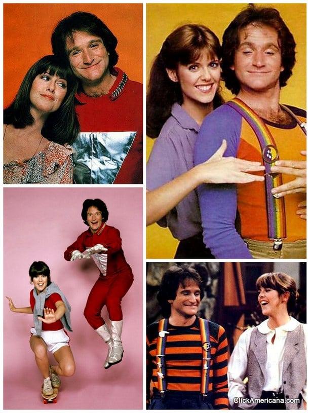 Mork & Mindy (TV Series 1978�1982)